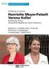 Henriette Meyer-Patzelt und Verena Keller