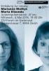 Marianne Mathys und Marta Elizondo